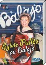 """DVD Sylvie PULLES """"Balajo"""" 19€90"""