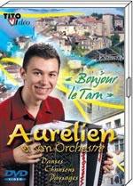 "DVD Aurélien ""Bonjour le Tarn""  19.90€"