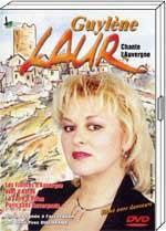"""DVD Guylène LAUR """"Chante l'Auvergne"""""""