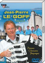 """DVD Jean Pierre LE GOFF """"Le volume 2"""""""