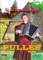 "DVD Sylvie Pullès  19€90 ""Toi ma belle Auvergne"""