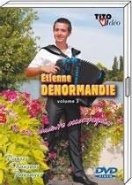 """DVD Etienne DENORMANDIE """" 16 ans conduite accompagnée"""""""
