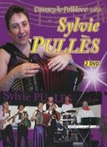 DVD Sylvie PULLES 19€90  ' Danser le folklore vol 3'