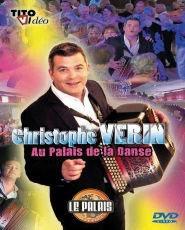 """DVD Christophe VERIN  """"Au palais de la danse"""""""