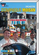 """DVD Dominique MOISAN """"L'âme des marins"""""""