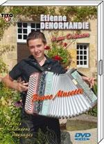 """DVD Etienne DENORMANDIE """"Bravo musette"""""""