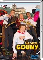 """DVD Gérard GOUNY """"C'est mon coin de Quercy""""  19.90€"""