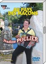 """DVD Nadine POULIER :""""Au pays des maçons"""""""