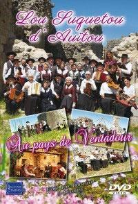 DVD LOU SUQUETOU d'OUITOU