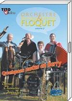 """DVD Dominique FLOQUET """"Quelques notes en Berry"""""""