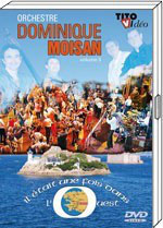 DVD Dominique MOISAN le volume 5