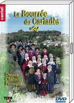 DVD  La bourrée du Carlades  19€90