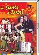 """DVD La Bande à Bardet """"On n'a pas tous les jours 20 ans"""" 19.90€"""