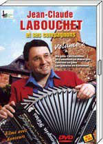 DVD JC LABOUCHET vol2   19.90€
