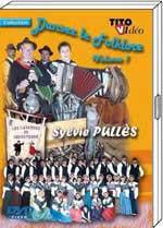 """DVD Sylvie PULLES """"Dansez le folklore vol 1"""" 19€90"""