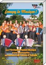 """DVD Orchestre Passion Musique """"Envoyez la musique"""""""