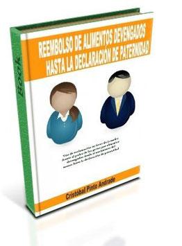 REEMBOLSO DE ALIMENTOS DEVENGADOS HASTA LA DECLARACIÓN DE PATERNIDAD