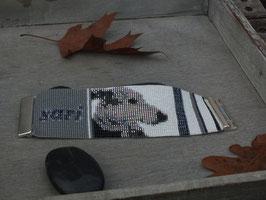 Perlenarmband Windhund Nr. 6