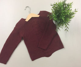 ZSA ZSA G. PULLOVER ROT