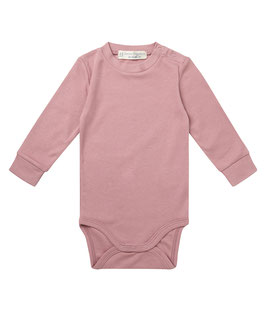 MILAN BABY BODY LANGARM IN MAUVE
