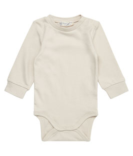 MILAN BABY BODY LANGARM IN BEIGE
