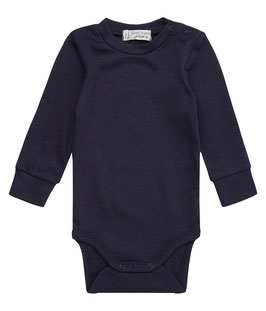 MILAN BABY BODY LANGARM IN NAVY