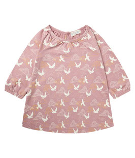 KANTI SWEAT DRESS KLEIDCHEN CLOUDS & BIRDS 86