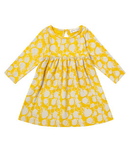 ALINA BABY DRESS KLEIDCHEN YELLOW