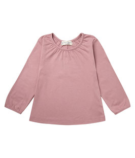 SELLY LONGSLEEVE SHIRT IN MAUVE