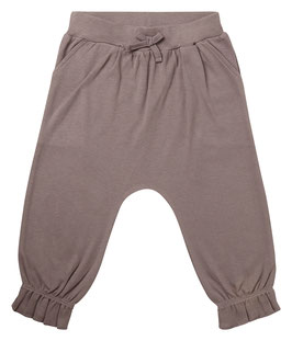 AMITOLA BABY PANT IN DARK GREY