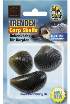 Behr Trendex Carp Shells Multi-Set