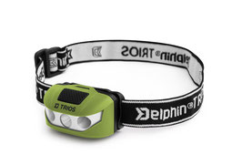 Delphin Stirnlampe TRIOS