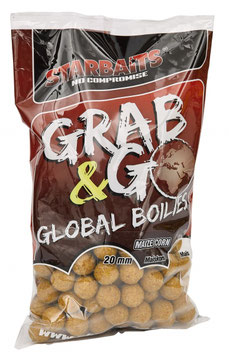 "Starbaits G&G Global Boilie ""Sweet Corn 20mm"""