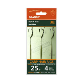 Life-Orange Carp Hair Rig Series 1