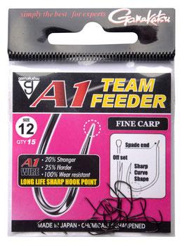 Gamakatsu Einzelhaken A1 Team Feeder Fine Carp