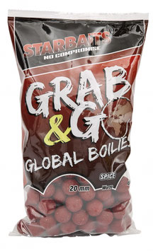 "Starbaits G&G Global Boilie ""Spice 20mm"""