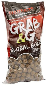 "Starbaits G&G Global Boilie ""Halibut 20mm"""