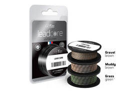 Delphin Leadcore gravel & muddy 45lbs - 5m