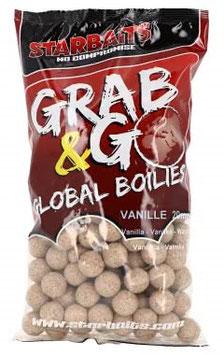 Starbaits G&G Global Boilie Vanille 20mm