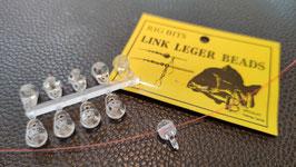NB Link Ledger Beads transparent