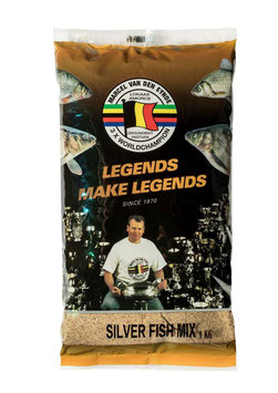 Marcel van den Eynde Silver Fish Mix