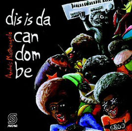 Dis is da candombe formato CD