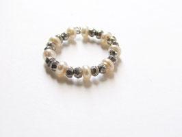 Anello Light pearls