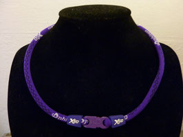 X50 Standard Stoffkette purple