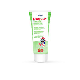 Emoform®  Youngstars Zahnpaste für Kinder, Dentifrice pour enfant 75 ml 6 - 12