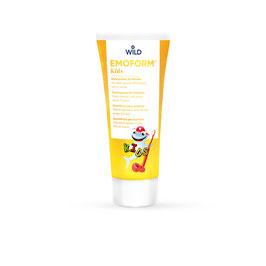 EMOFORM® KIDS Zahnpaste für Kinder, Dentifrice pour enfant 75 ml 1 -6