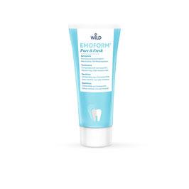 Emoform ® Pure & Fresh Zahnpaste , dentifrice 75 ml mit Anis Aroma / Arôme Anis