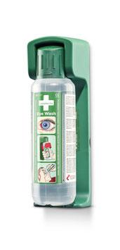 7200 - Wandhalterung für Cederroth Eye Wash und 2 Stk.  Cederroth Eye Wash 500ml (725200)