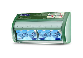 490750 - Salvequick Pflasterspender Blue Detectable