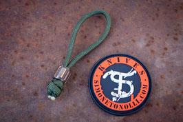EDC brass bead